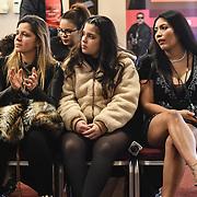 SMGlobal Catwalk - London Fashion Week F/W19 at Clayton Crown Hotel,  Cricklewood Broadway, on 1st March 2019, London, UK.