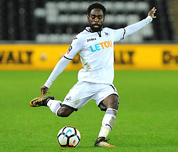 Nathan Dyer of Swansea City in action - Mandatory by-line: Nizaam Jones/JMP - 06/02/2018 - FOOTBALL - Liberty Stadium - Swansea, Wales - Swansea City v Notts County - Emirates FA Cup fourth round proper