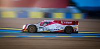 Qualifying Pu Jun Jin (CHN) / Tristan Gommendy (FRA) / Nick de Bruijn (NLD) driving the LMP2 Eurasia Motorsport  Oreca 05 - Nissan 24hr Le Mans 15th June 2016
