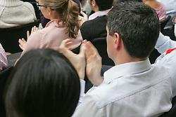 Delegates at a conference Surrey