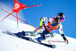 Anja Oplotnik (SLO) during giant slalom race at FIS European Cup Krvavec 2021, February 2, 2021 in Krvavec, Cerklje na Gorenjskem, Slovenia. Photo by Matic Klansek Velej / Sportida