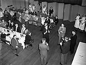 1958 – 24/05 Church Bell Ringers visit Guinness