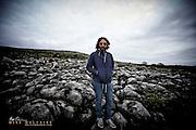 Eric Turner singer songwriter Portrait photographer Mike Mulcaire Ireland