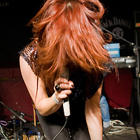 Soft Toy Emergency performing live at the Sugarmill, Stoke-on-Trent, Staffordshire, UK, 2009-11-17