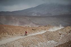 January 10, 2019 - Arequipa, Peru - AREQUIPA, PU - 10.01.2019: DAKAR 20189 - Brabec Ricky (USA) during the Dakar Rally 2019, on Wednesday (10), in Arequipa, Peru. (Credit Image: © Duda Bairros/Fotoarena via ZUMA Press)