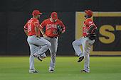 20120904 - Los Angeles Angels @ Oakland Athletics