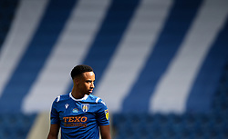 Cohen Bramall of Colchester United - Mandatory by-line: Arron Gent/JMP - 18/06/2020 - FOOTBALL - JobServe Community Stadium - Colchester, England - Colchester United v Exeter City - Sky Bet League Two Play-off 1st Leg