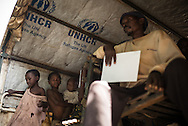 DRC / Burundi Refugees / On May 11th, some 150 Burundian refugees have been relocated from the Luvungi makeshift camp to the UNHCR-run Kavimvira transit<br /> centre in Uvira, DRC's South Kivu Province. About 650 vulnerable Burundian refugees are hosted in Kavimvira transit centre.<br /> <br /> 7,661 Burundians refugees have crossed into the DRC over the past few weeks. The new<br /> arrivals are being hosted by local families, but the growing numbers are straining<br /> available support. UNHCR is helping some 500 vulnerable refugees at a transit centre<br /> at Kavimvira and in another centre at Sange. Work is ongoing to identify a site<br /> where all the refugees can be moved, and from where they can have access to<br /> facilities such as schools, health centers and with proper security. / UNHCR / F.Scoppa / May 2015<br /> 7,661 Burundians refugees have crossed into the DRC over the past few weeks. The new<br /> arrivals are being hosted by local families, but the growing numbers are straining<br /> available support. UNHCR is helping some 500 vulnerable refugees at a transit centre<br /> at Kavimvira and in another centre at Sange. Work is ongoing to identify a site<br /> where all the refugees can be moved, and from where they can have access to<br /> facilities such as schools, health centers and with proper security. / UNHCR / F.Scoppa / May 2015