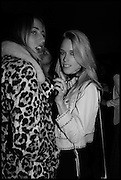Harley Viera Newton ,; Mary Charteris:  Julia Peyton-Jones, Hans Ulrich Obrist and Coach host the Serpentine Future Contemporaries Party. Serpentine Sackler Gallery. Kensington Gdns. London. 21 February 2015