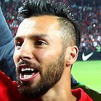 Uefa Euro FRANCE 2016 - <br /> Turkey National Team - <br /> Yasin Oztekin
