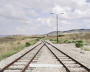 Stazione Irsina. Matera, 11 agosto 2013. Christian Mantuano / OneShot