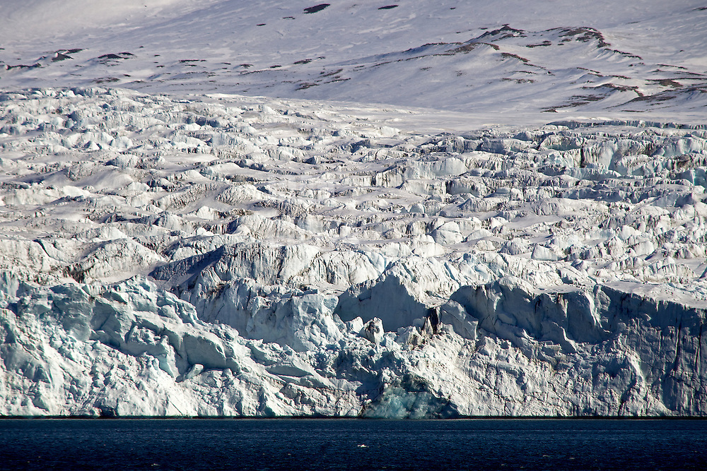 Áritco. Islas Svalbards.Glaciar..© JOAN COSTA