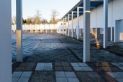 Begraafplaats Zuiderhof, Dudok, Hilversum, Noord Holland, Netherlands