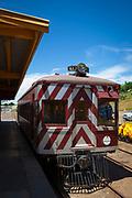 Daylesford Spa Country Railway, Daylesford, Victoria, Australia is a volunteer-operated tourist railway operating on the dismantled Daylesford line.