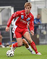 Fotball 2. divisjon 31.07.06 Rosenborg - Levanger 3-1<br /> Jørgen Aune, Levanger<br /> Foto: Carl-Erik Eriksson, Digitalsport