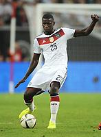 Fotball<br /> Tyskland v Argentina<br /> Privatlandskamp<br /> 03.09.2014<br /> Foto: Witters/Digitalsport<br /> NORWAY ONLY<br /> <br /> Antonio Ruediger (Deutschland)<br /> Fussball, Testspiel, Deutschland - Argentinien 2:4