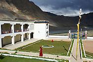 Sherab Chöling nunnery, Spiti