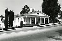 1973 Montgomery Management Co. at Sunset Blvd. & Sunset Plaza Dr.