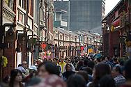 Sanxia Old Street, near Taipei, Taiwan.