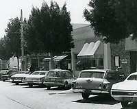 1977 Catering By Paone & other shops on Larchmont Blvd.