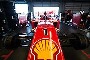 December 3-4, 2016: Ferrari Finali Mondiali, Schumacher's F1 car