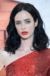 July 31, 2017 - New York, NY, USA - July 31, 2017  New York City..Krysten Ritter attending Marvel's 'The Defenders' TV show premiere on July 31, 2017 in New York City. (Credit Image: © Kristin Callahan/Ace Pictures via ZUMA Press)