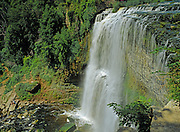Webster's Falls on SPencer Creek on Niagara Escarpment<br /> Hamilton<br /> Ontario<br /> Canada