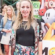 NLD/Amsterdam/20170802 - Premiere De Emoji film, Fabienne de Vries