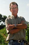 Alfred Haeni, owner domaine de cabasse rhone france