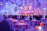 Grey Goose Winter Ball to benefit the Elton John Aids Foundation. Battersea Power Station. London. 10 November 2012.
