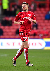Jens Hegeler of Bristol City  - Mandatory by-line: Joe Meredith/JMP - 04/02/2017 - FOOTBALL - Ashton Gate - Bristol, England - Bristol City v Rotherham United - Sky Bet Championship