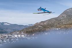 01.01.2021, Olympiaschanze, Garmisch Partenkirchen, GER, FIS Weltcup Skisprung, Vierschanzentournee, Garmisch Partenkirchen, Einzelbewerb, Herren, im Bild Robert Johansson (NOR) // Robert Johansson of Norway during the men's individual competition for the Four Hills Tournament of FIS Ski Jumping World Cup at the Olympiaschanze in Garmisch Partenkirchen, Germany on 2021/01/01. EXPA Pictures © 2020, PhotoCredit: EXPA/ JFK