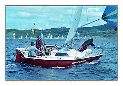 Historic Scottish Series Images<br /> <br /> Frank Sonata , John Coyle<br /> <br /> Picture Copyright  PFM Pictures