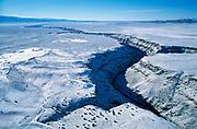 Rio Grande Gorge in Snow