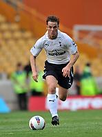 Wolverhampton Wanderers/Tottenham Hotspur Premier League 10.09.11<br />Photo: Tim Parker Fotosports International<br />Scott Parker Tottenham Hotspur 2011/12