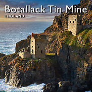 Botallack Tin Mine Cornwall - Pictures Images Photos