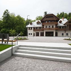 20170508: SLO, Buildings - Švicarija house in Ljubljana