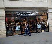 River Island shop, Southgate shopping centre, Bath, England