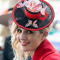 REPRO FREE<br /> Sorcha Foy from Galway pictured at the 43nd Kinsale Gourmet Festival Mad Hatters Taste of Kinsale.<br /> Picture. John Allen