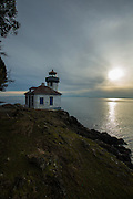 We took a trip to Friday Harbor. Took the ferry from Anacortes and spent the day looking around the island.