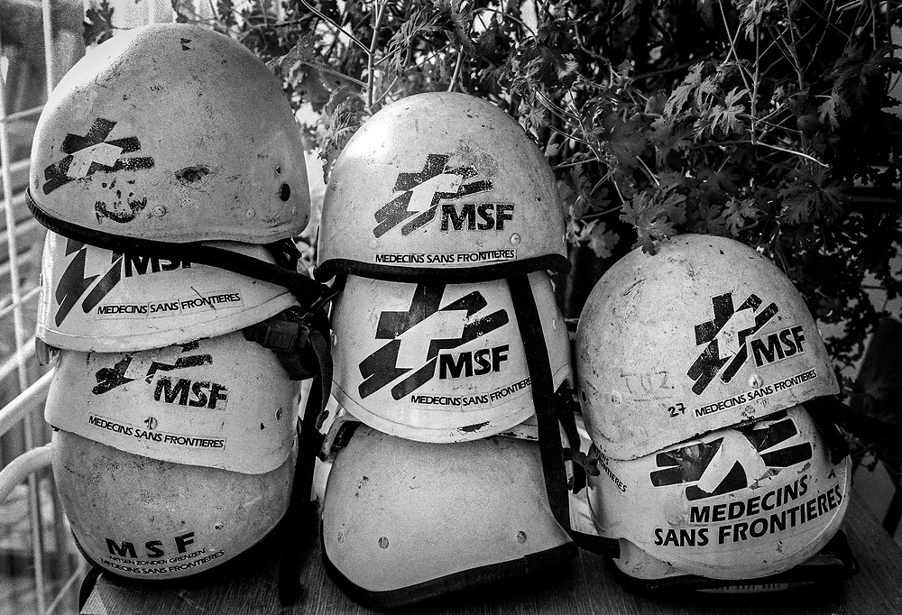 From 1993-2002  MSF bore witness to the war stricken former Yugoslavia, marked by ethnic cleansing, crimes against humanity and a neglectful international community.<br /> <br /> MSF first began work in Srebrenica (in Bosnia and Herzegovina) as part of a UN convoy in 1993, one year after the Bosnian War had begun.<br /> <br /> Throughout the war in the former Yugoslavia, Doctors Without Borders ran surgery programs, distributed medical supplies and drugs to hospitals and clinics, operated mobile clinics, and worked in refugee camps.