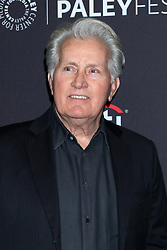 March 16, 2019 - Los Angeles, CA, USA - LOS ANGELES - MAR 16:  Martin Sheen at the PaleyFest - ''Grace and Frankie'' Event at the Dolby Theater on March 16, 2019 in Los Angeles, CA (Credit Image: © Kay Blake/ZUMA Wire)