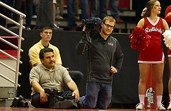 16 October 2014:  Carlos Miranda. Annual Hoopfest at Illinois State Redbirds  in Redbird Arena, Normal IL.