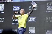 UFC 200 Ceremonial Weigh-in Show