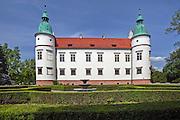 Renesansowy zamek z XVI- XVII w. Baranów Sandomierski.
