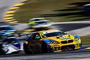 October 15-17, 2020. IMSA Weathertech Petit Le Mans: #96 Turner Motorsport BMW M6 GT3, GTD: Robby Foley III, Jens Klingmann, Bill Auberlen, Dillon Machavern