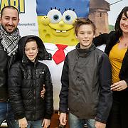 NLD/Amsterdam/20150125 - Premiere Spongebob in 3D - Sponge op het Droge, Gürkan Kücüksentürk