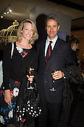 HEATHER WELLS; JEREMY BRADSHAW, The preview of LAPADA Art and Antiques Fair. Berkeley Sq. London. 21 September 2015.