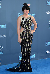 Ariel Winter attends the 22nd Annual Critics' Choice Awards at Barker Hangar on December 11, 2016 in Santa Monica, Los Angeles, CA, USA. Photo By Lionel Hahn/ABACAPRESS.COM