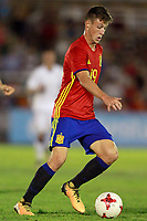 Spain's Marc Gual during international sub 21 friendly match. September 1,2017.(ALTERPHOTOS/Acero)